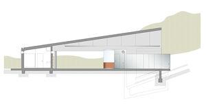 Estación inferior sección