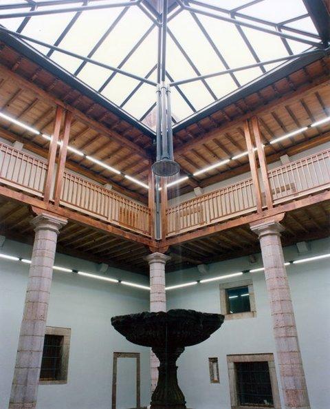 Cuenca Hevia - REHABILITACIÓN DEL PALACIO MIRANDA-VALDECARZANA PARA CENTRO CULTURAL. GRADO - Arquitectos Cosme Cuenca Y Jorge Hevia S.L.P.