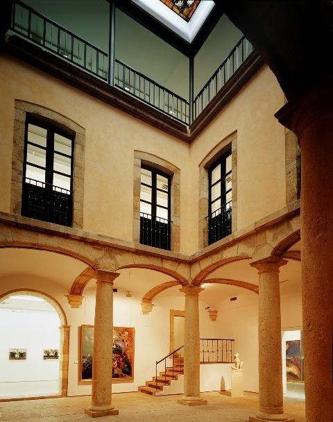 Cuenca Hevia - RESTAURACIÓN Y REFORMA DEL MUSEO DE BELLAS ARTES DE ASTURIAS. OVIEDO - Arquitectos Cosme Cuenca Y Jorge Hevia S.L.P.