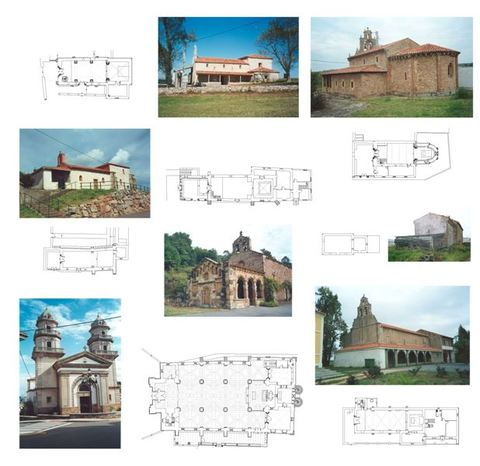 Cuenca Hevia - PLAN DIRECTOR DEL ROMÁNICO DEL CABO PEÑAS. CARREÑO Y GOZÓN - Arquitectos Cosme Cuenca Y Jorge Hevia S.L.P.