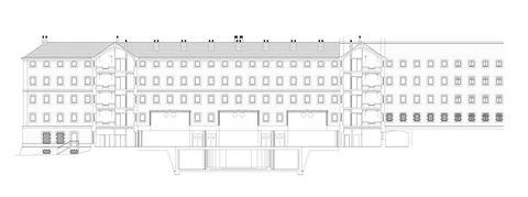 Cuenca Hevia - HOTEL EN LA UNIVERSIDAD LABORAL DE GIJÓN - Arquitectos Cosme Cuenca Y Jorge Hevia S.L.P.
