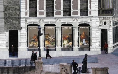 Cuenca Hevia - AMPLIACIÓN DEL MUSEO DE BELLAS ARTES DE ASTURIAS EN OVIEDO - Arquitectos Cosme Cuenca Y Jorge Hevia S.L.P.