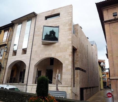 Cuenca Hevia - MUSEO DE LA CIUDAD DE AVILÉS - Arquitectos Cosme Cuenca Y Jorge Hevia S.L.P.