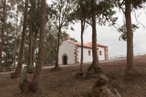 Cuenca Hevia - DESMONTAJE Y RECONSTRUCCIÓN DE LA CAPILLA DE SAN ANTONIO EN CANDÁS - Arquitectos Cosme Cuenca Y Jorge Hevia S.L.P.